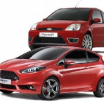 Ford Fiesta ST Wheel Spacers
